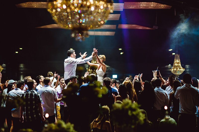 Luxury jewish Wedding