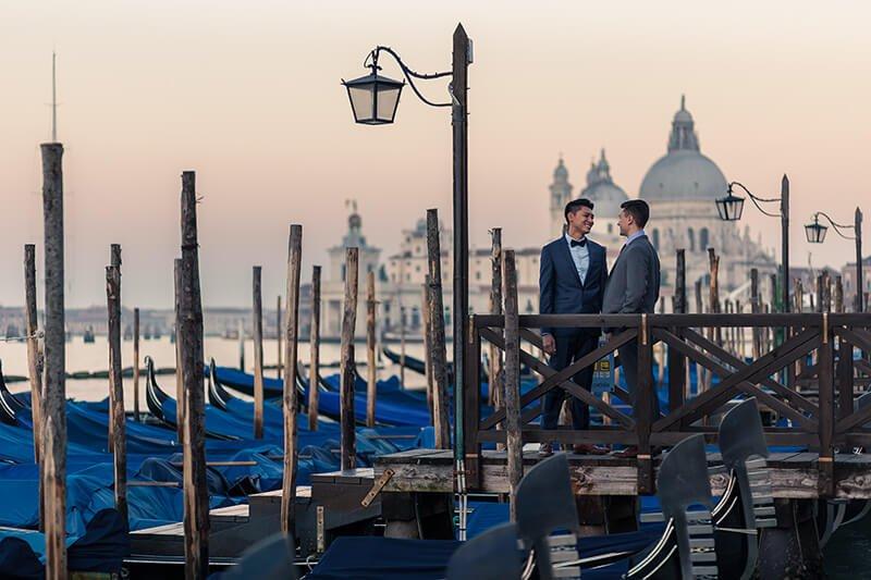 Same Sex in Venice