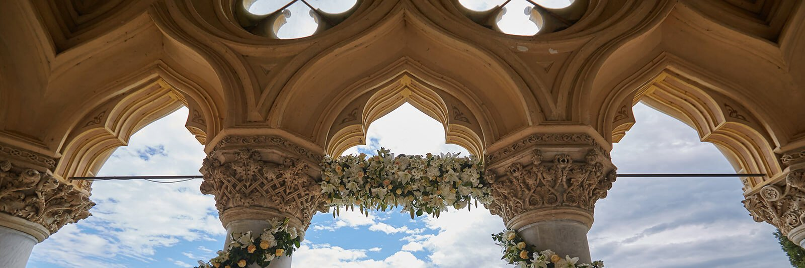 Garda Island Elegant Wedding Cover High
