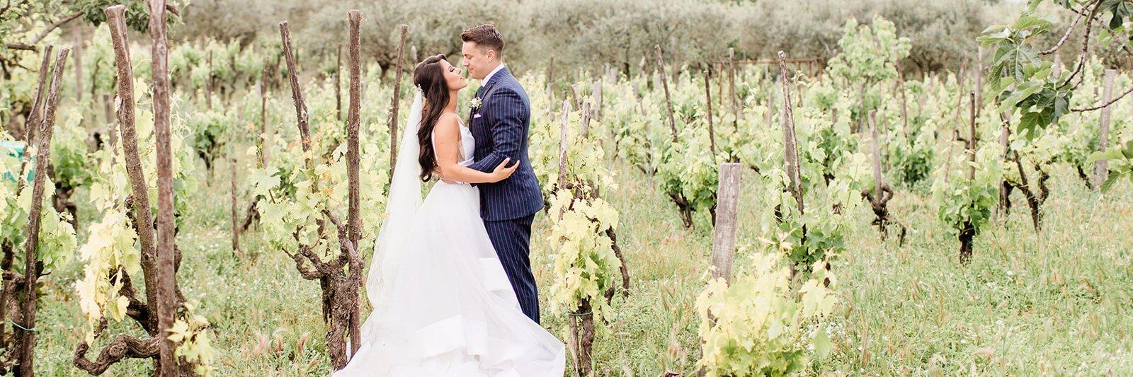 Sicily Vineyard Wedding Cover